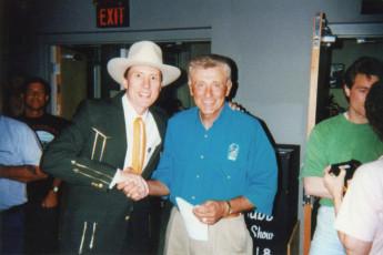 Phil Niekro  Nashville TN  Oct 1996