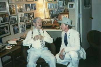 Roy Acuff  Nashville TN  1988